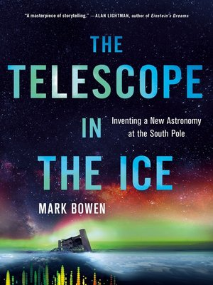 cover image of The Telescope in the Ice