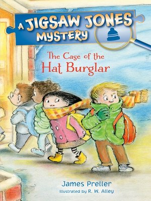 cover image of The Case of the Hat Burglar