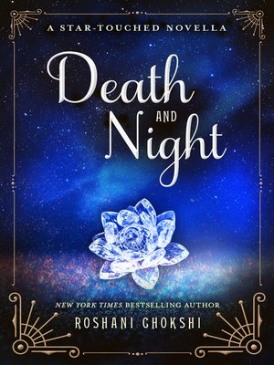 cover image of Death and Night, A Star-Touched Novella