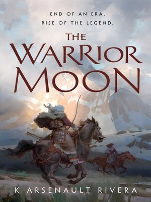 cover image of The Warrior Moon