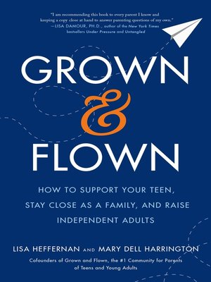 cover image of Grown and Flown