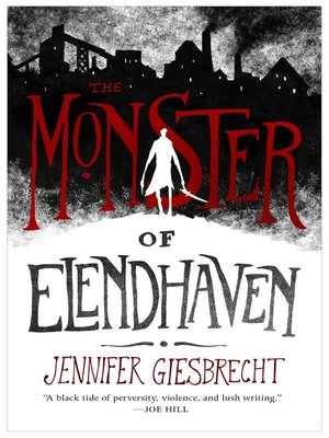 cover image of The Monster of Elendhaven