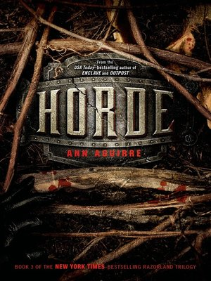 cover image of Horde