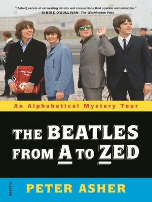 cover image of The Beatles from a to Zed