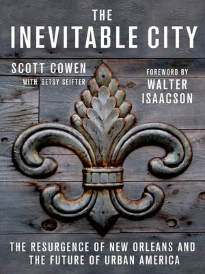 cover image of The Inevitable City