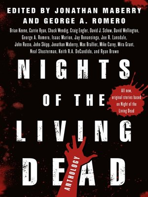 cover image of Nights of the Living Dead