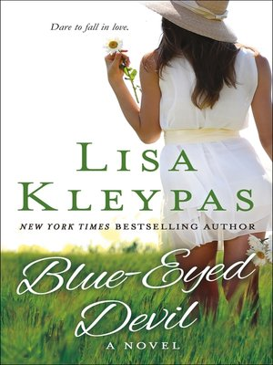 cover image of Blue-Eyed Devil