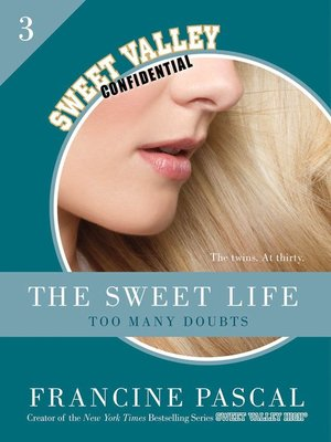 cover image of The Sweet Life