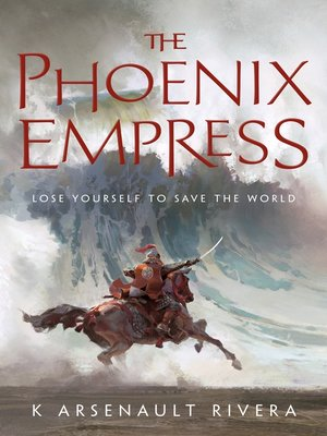 cover image of The Phoenix Empress