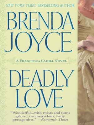 cover image of Deadly Love