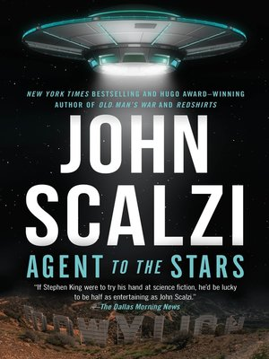 cover image of Agent to the Stars
