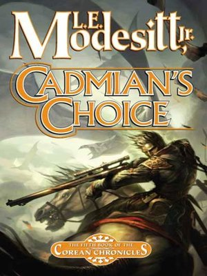 cover image of Cadmian's Choice