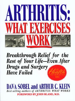 cover image of Arthritis--What Exercises Work