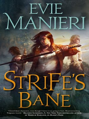 cover image of Strife's Bane