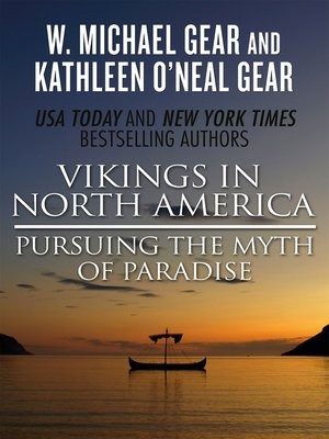 cover image of Vikings in North America