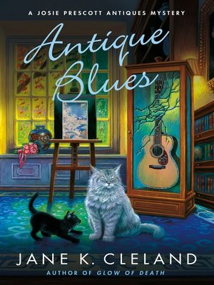 cover image of Antique Blues