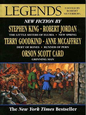 cover image of Legends, Volume 1
