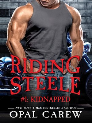 cover image of Riding Steele #1--Kidnapped