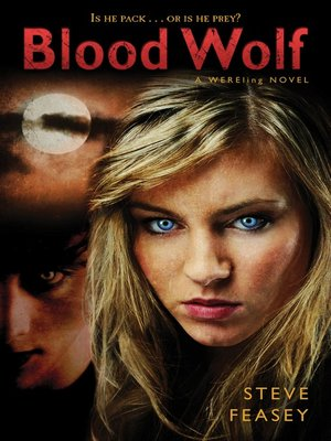 cover image of Blood Wolf