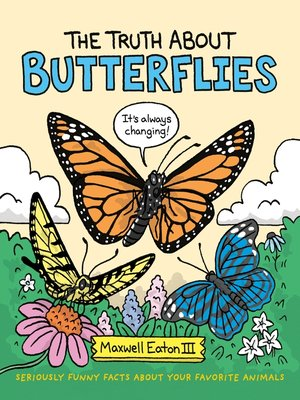 cover image of The Truth About Butterflies