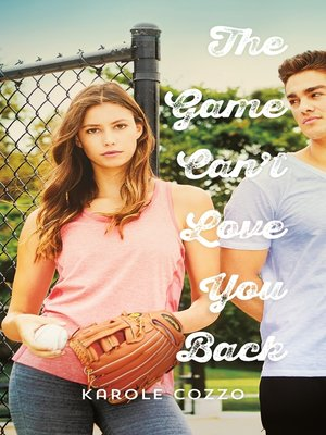 cover image of The Game Can't Love You Back