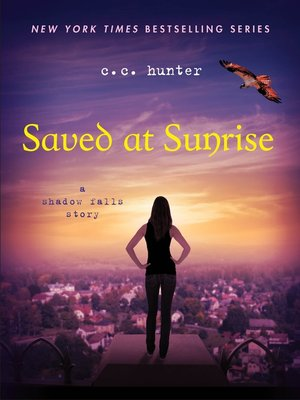 cover image of Saved at Sunrise