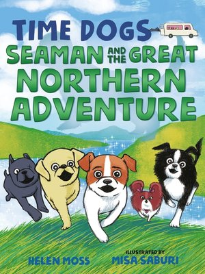 cover image of Seaman and the Great Northern Adventure