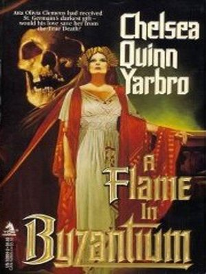 cover image of A Flame In Byzantium