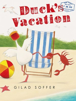 cover image of Duck's Vacation
