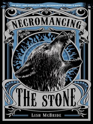 cover image of Necromancing the Stone