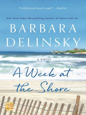 cover image of A Week at the Shore