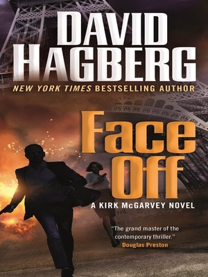 cover image of Face Off--A Kirk McGarvey Novel