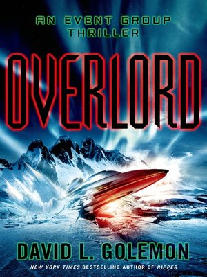 cover image of Overlord--An Event Group Thriller