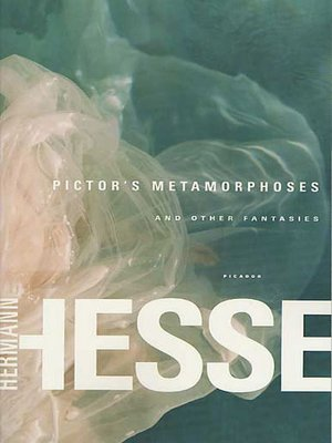 cover image of Pictor's Metamorphoses