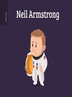 cover image of Pocket Bios--Neil Armstrong
