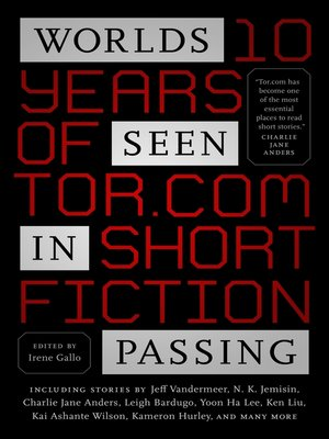 cover image of Worlds Seen in Passing