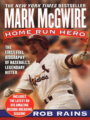 cover image of Mark McGwire