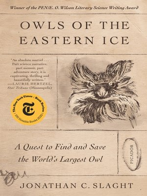 cover image of Owls of the Eastern Ice