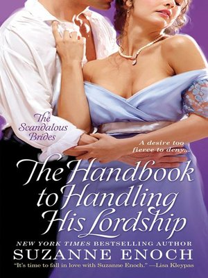 cover image of The Handbook to Handling His Lordship