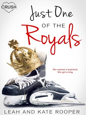 cover image of Just One of the Royals