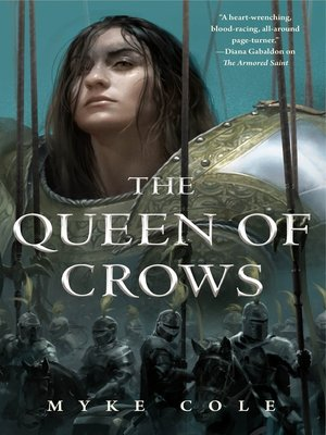 cover image of The Queen of Crows