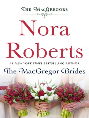 cover image of The MacGregor Brides
