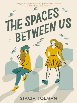 cover image of The Spaces Between Us