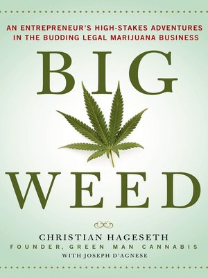 cover image of Big Weed