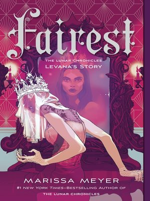 cover image of Fairest: Levana's Story