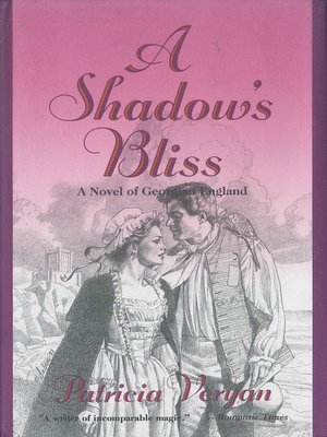 cover image of A Shadow's Bliss
