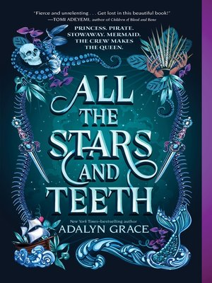 cover image of All the Stars and Teeth