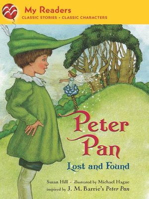 cover image of Peter Pan, Lost and Found