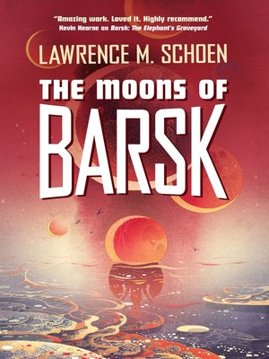 cover image of The Moons of Barsk