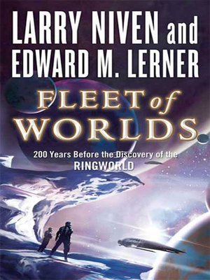 cover image of Fleet of Worlds